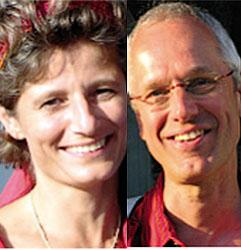 Christina Pfeifer und Hieronymus Hübner