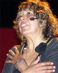Biodanza mit Cristina Arrieta
