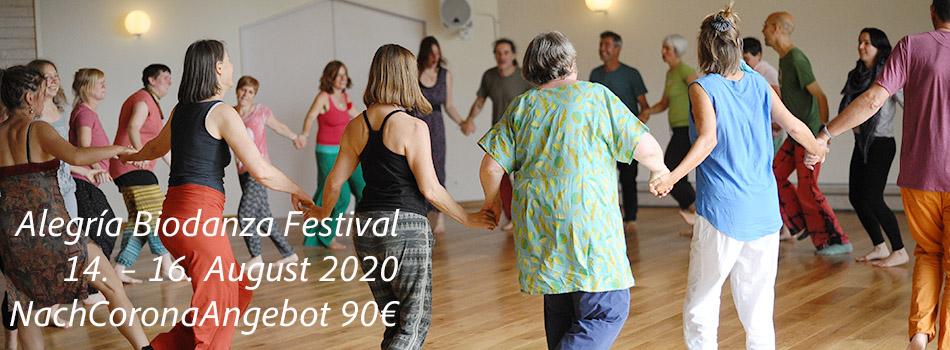 Alegria Biodanza Festival Glarisegg 2020