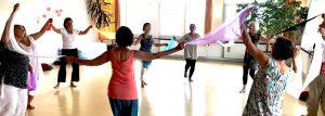 """Stuttgart: Tagesworkshop """"Tanzen heißt das Leben lieben!"""" @ Hospitalhof"""