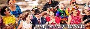 """""""Eat, Pray & Dance"""" der etwas andere Tanz in den Mai mit Erhard @ via zoom"""