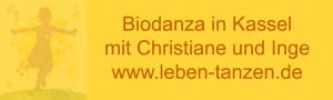 Kassel: geerdet - gelassen - gesegnet - 3G-Biodanza mit Christiane Rogl @ Gemeinderaum Kreuzkirche